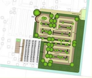 Bras uitbreiding begraafplaats 3